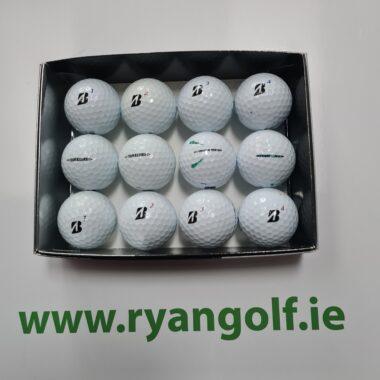 Bridgestone Tour golf balls